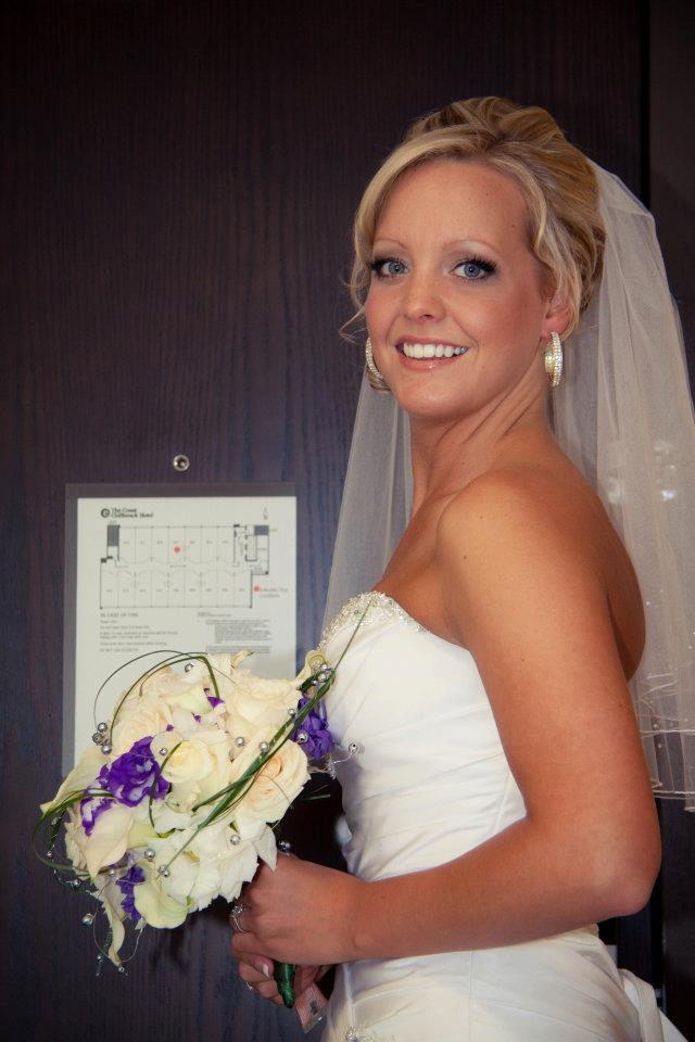 Fraser valley makeup bridal