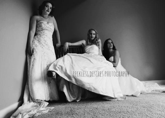 wear your wedding dress again