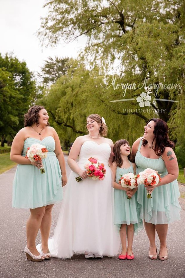 Bridal Party Makeup Artist Chilliwack