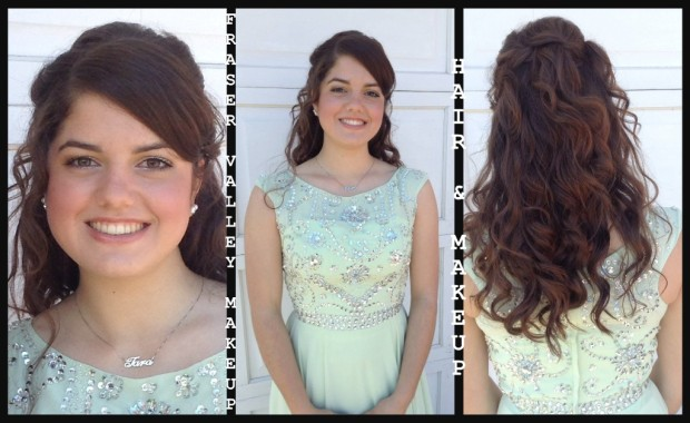 PROM HAIR AND MAKEUP ARTIST