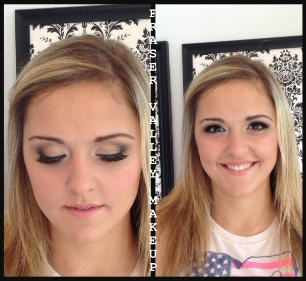 PROM MAKEUP ARTIST CHILLIWACK BC