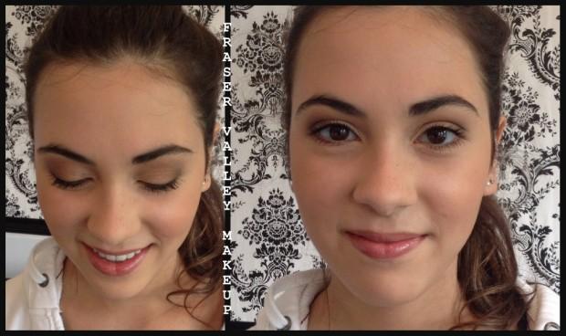chilliwack makeup artist prom