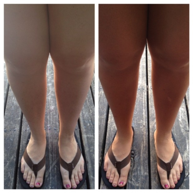 spray tan mobile leg prices