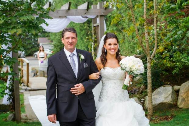 wedding day makeup on location fraser valley
