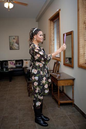 first look Chilliwack makeup artist