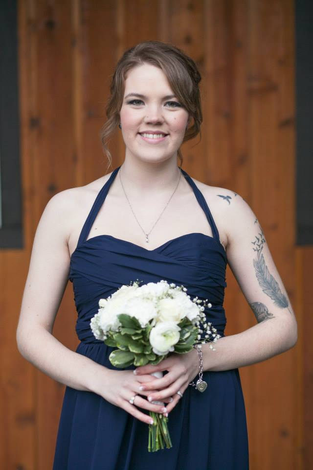 bridesmaids hair and makeup agassiz bc