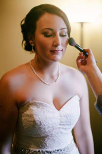 wedding day makeup artist fraser river lodge