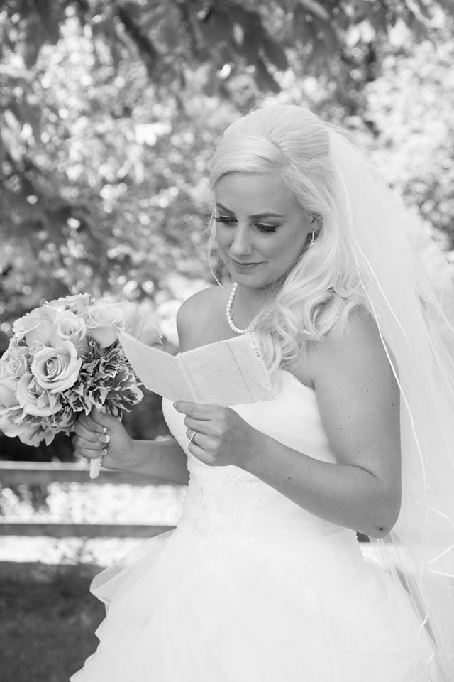 bridal makeup and hair stylist