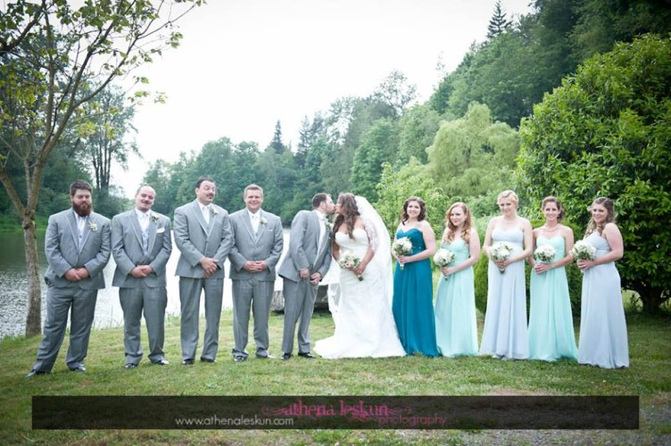 bridal party makeup artist abbotsford
