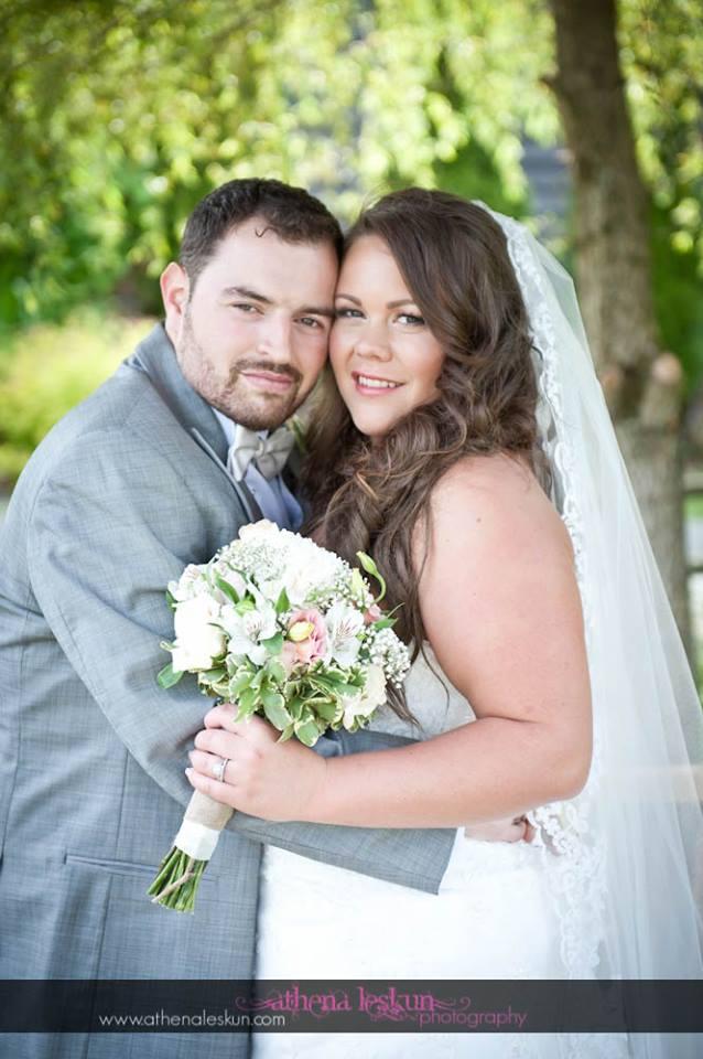 langley wedding makeup aritst