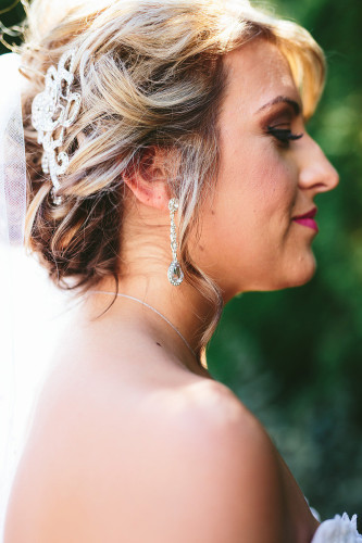 bridal hair stylist abbotsford