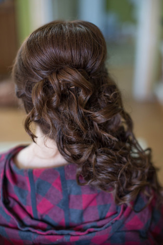 Bridal hair stylist chilliwack