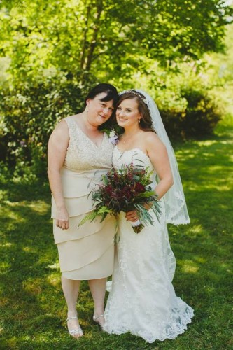 Mother of the Bride Makeup artist Fraser Valley