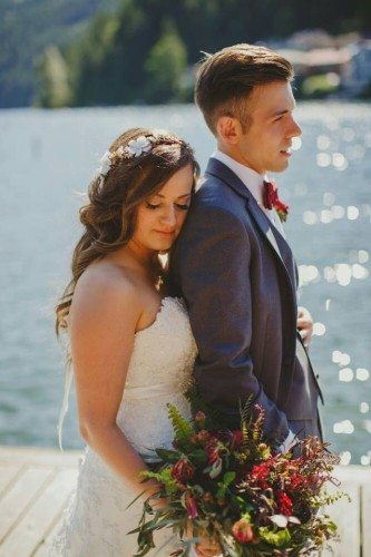 airbrushed foundation makeup wedding