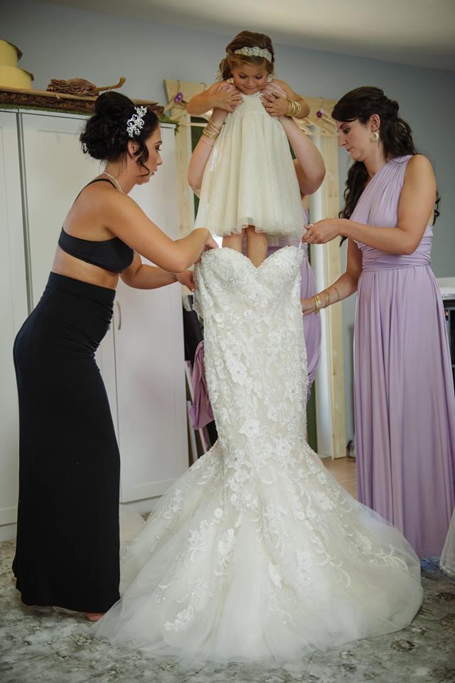 flower girl dress ideas chilliwack wedding