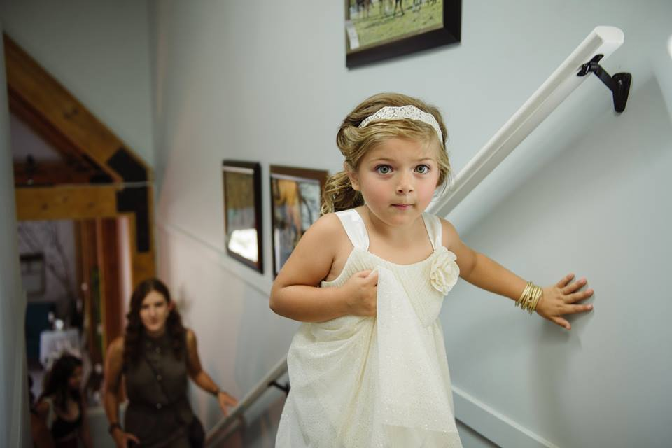 flower girl makeup and hair ideas chilliwack