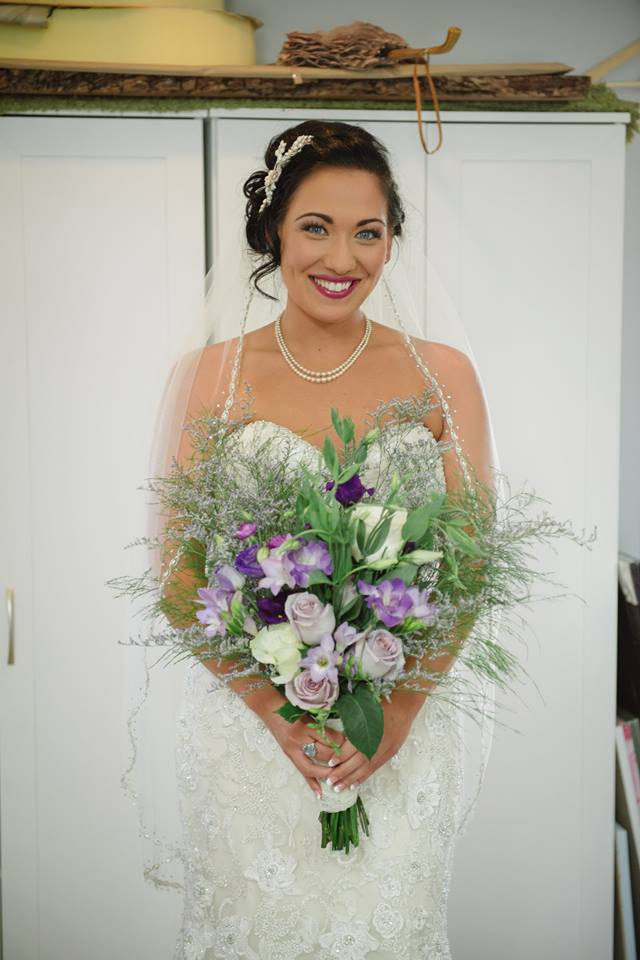 wedding day makeup and hair stylist greendale