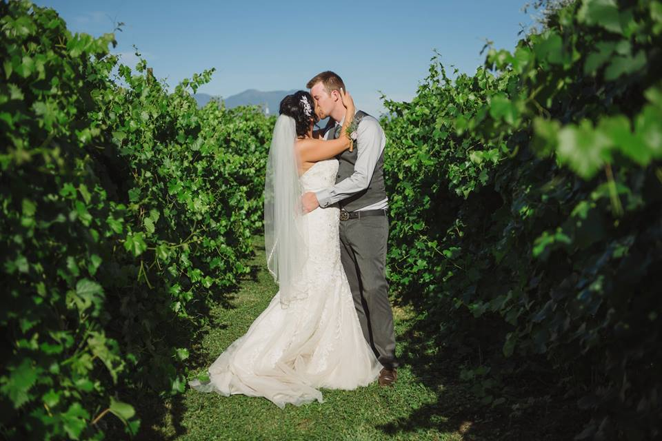 wedding day venue makeup and hair chilliwack
