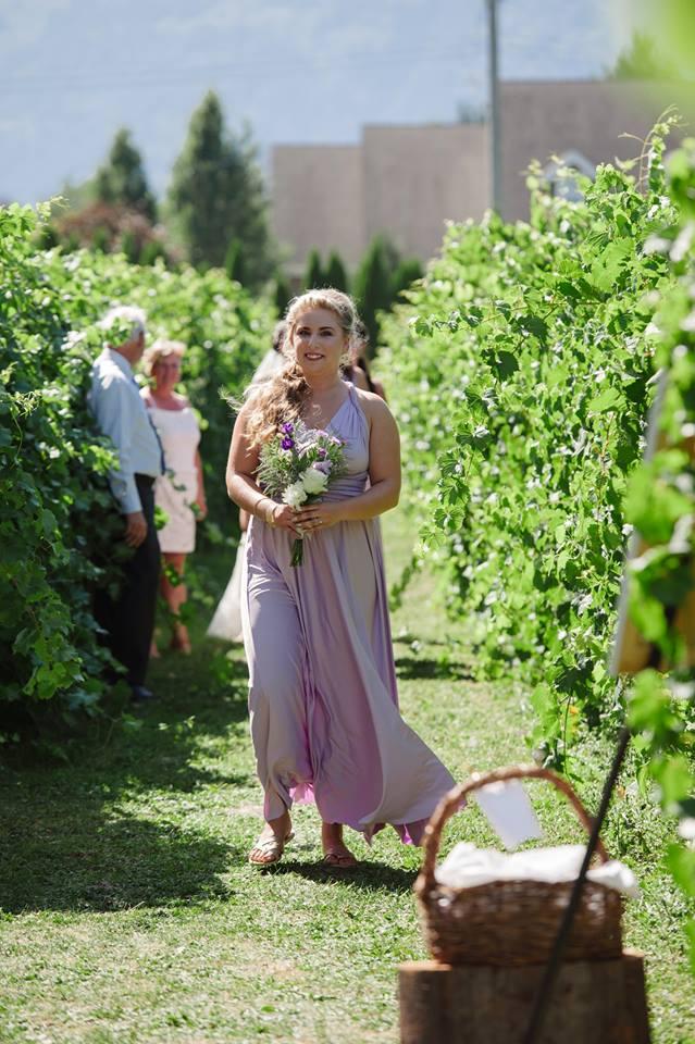 willow creek vineyard wedding day makeup