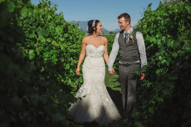 willow creek vineyard weddings