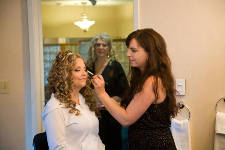 Michael Stanton Photography makeup artist