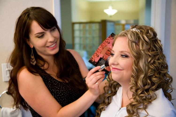 abbotsford makeup and hair stylist