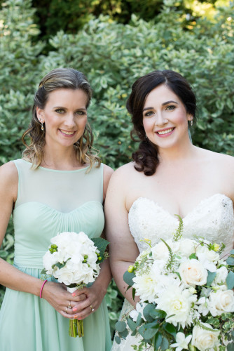 makeup artist bridesmaids white rock