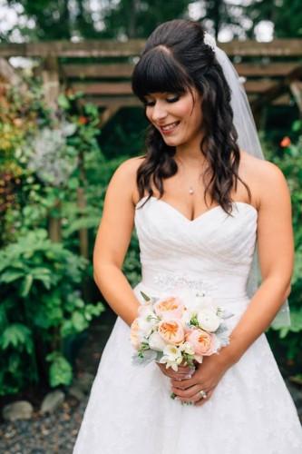 bridal hair and makeup artist