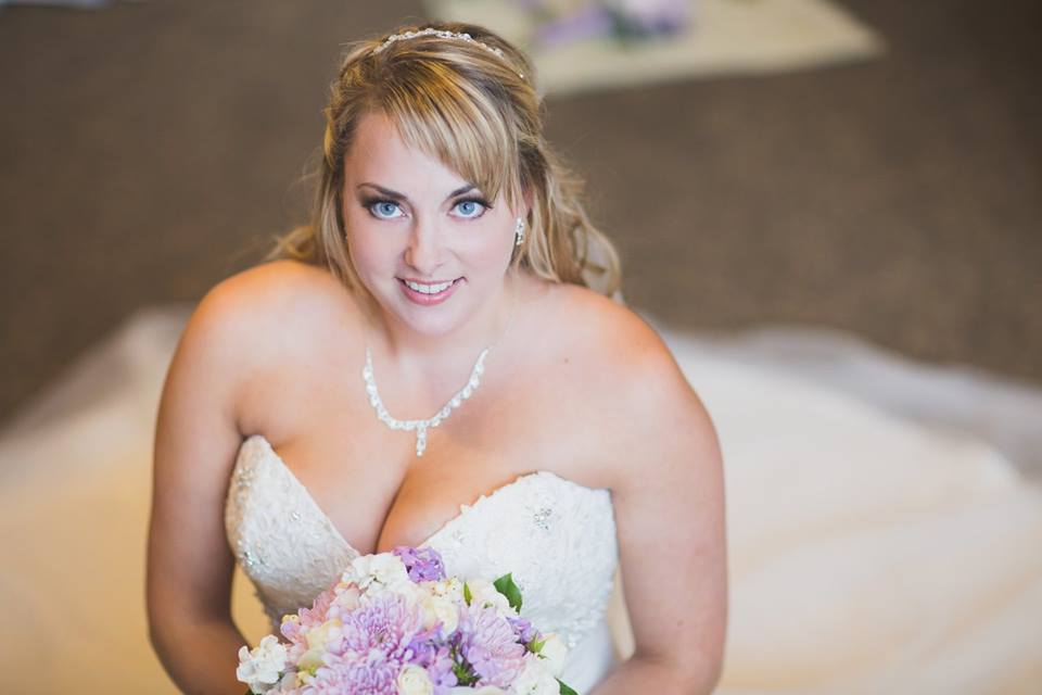 bridal makeup and hair langley weddings