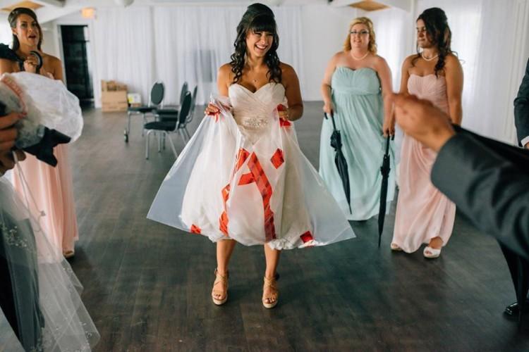bridal party hair and makeup team the falls