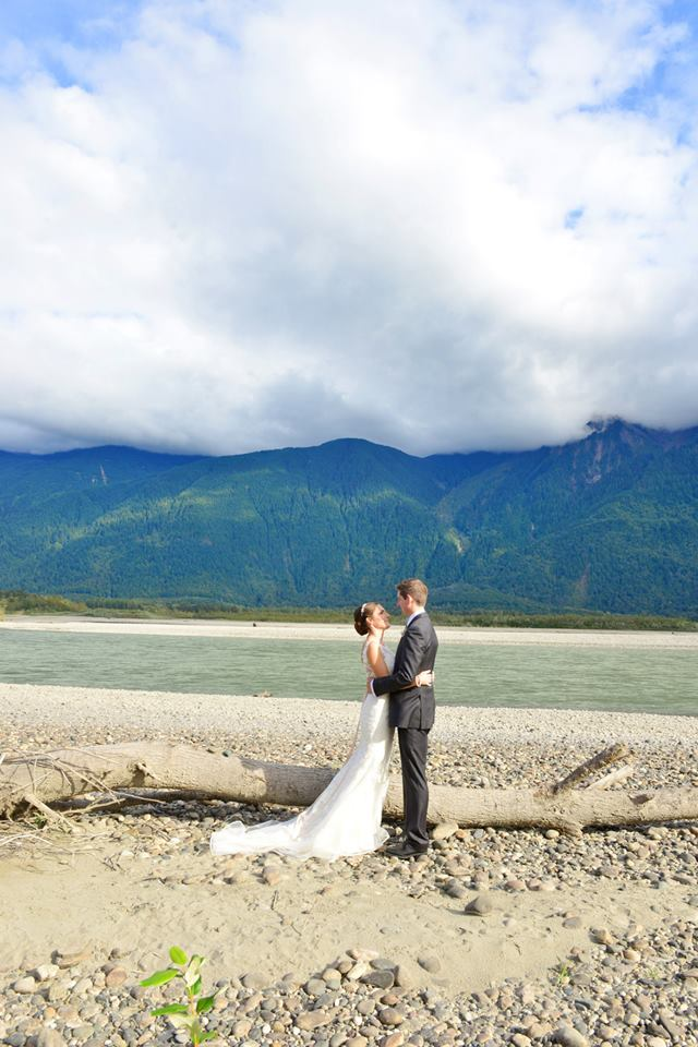 fraser river lodge weddings beauty team