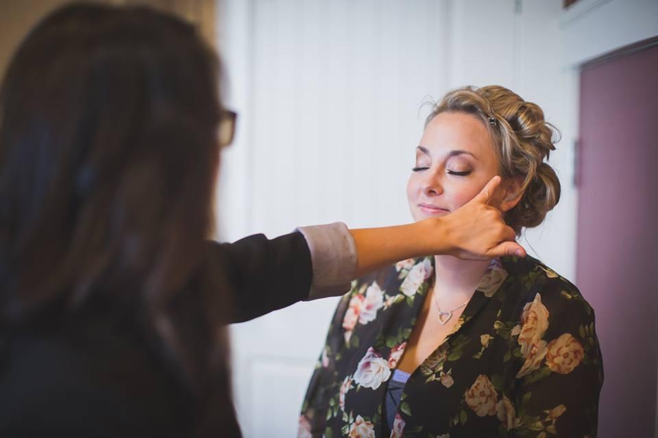 makeup artist langley bc