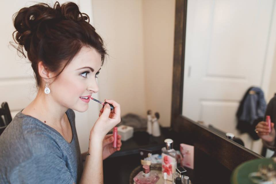 abbotsford bridal makeup wedding