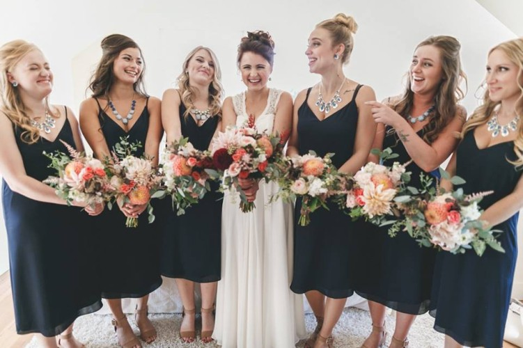 abbotsford makeup bridal party