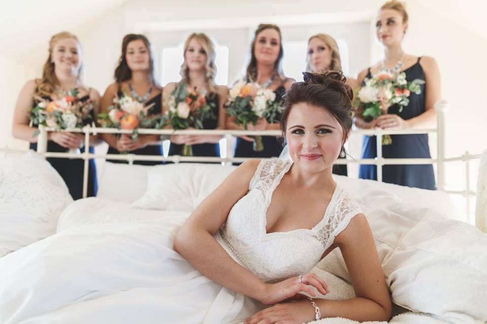 bridesmaids makeup artist abbotsford