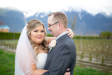 wedding day makeup and hair chilliwack